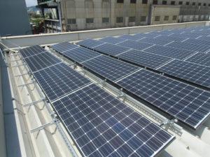 太陽光発電マンション導入