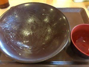 お好み牛玉丼完食