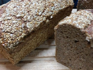 山の中の小さなドイツパン工房Hirose