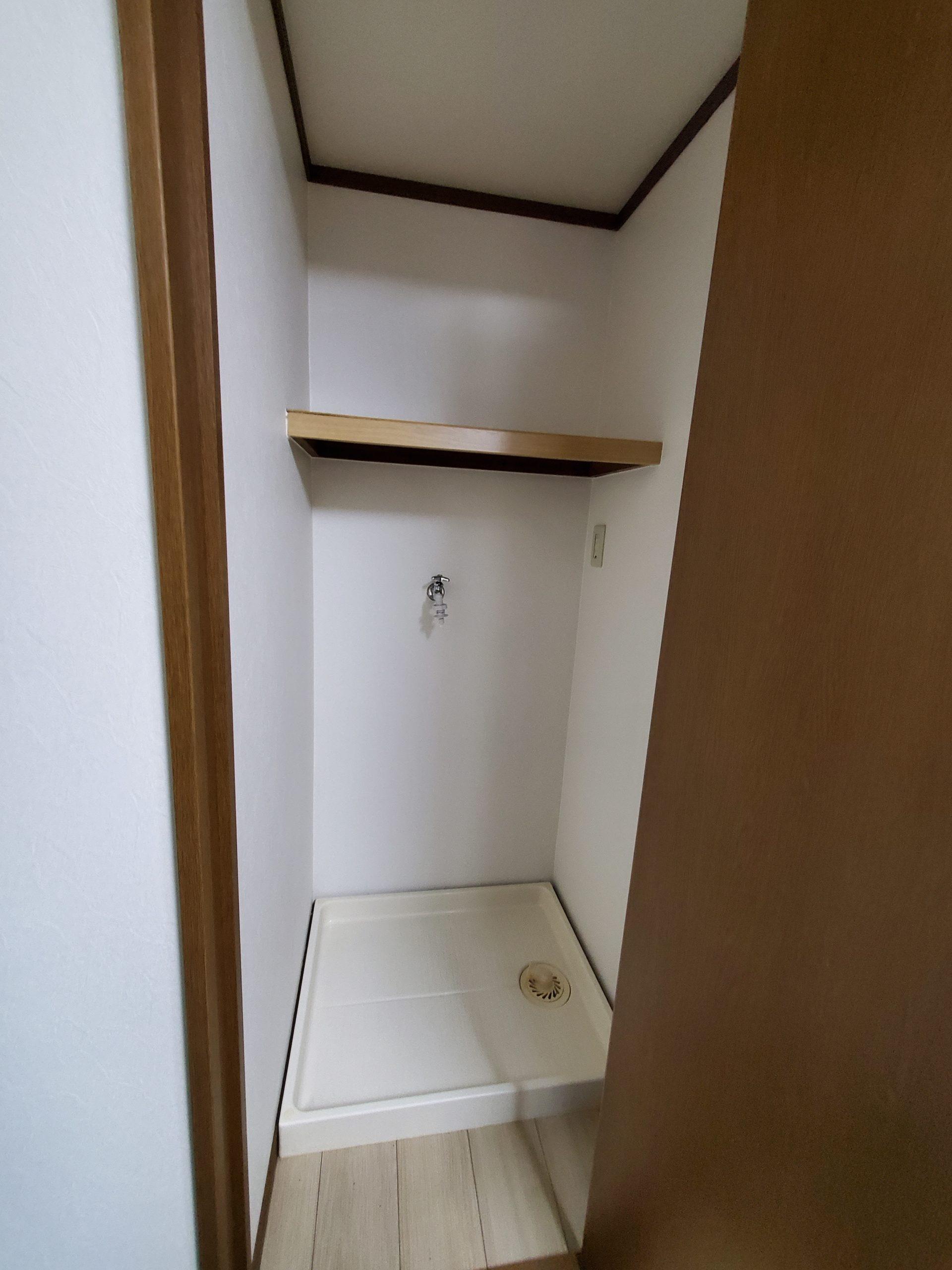 スターヒルズ藤森103室内洗濯機置き場