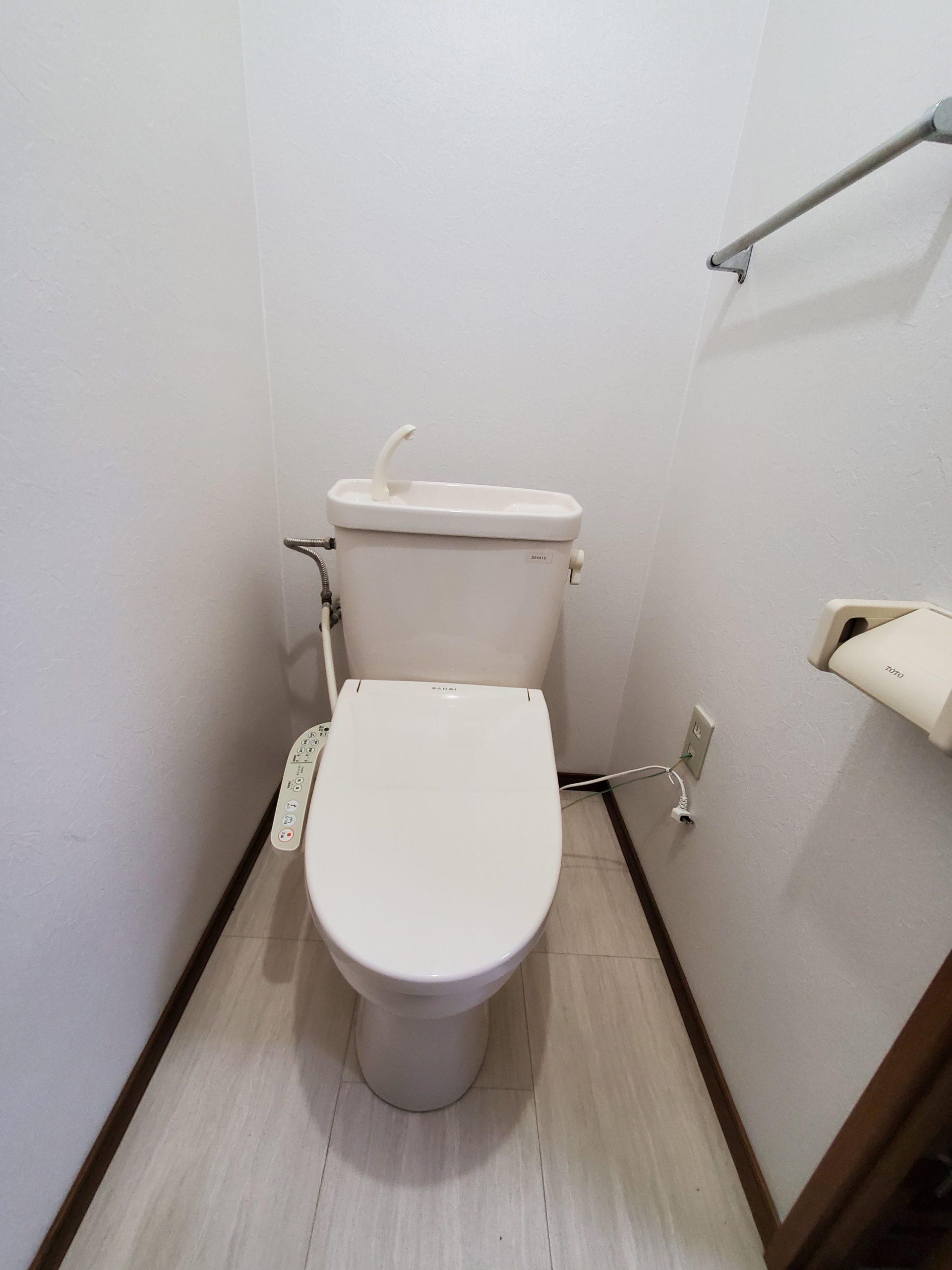 スターヒルズ藤森103トイレ