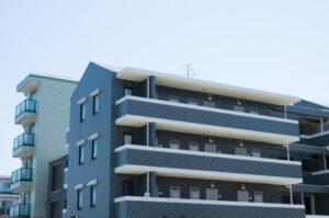 4階建て・マンション・外観イメージ